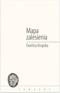 mapa zalesienia Ewelina Krupska